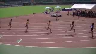 (+0.7m) 1 25.45 標突 内藤 未彩 3 浜松入野 2 25.49 標突 山田 りな 3...