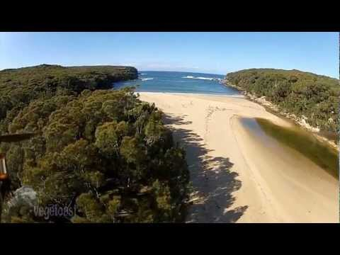 Wattamolla - Royal National Park FPV GoPro
