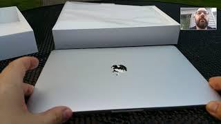 "Macbook Pro 13"" 2017 Base Model - Unboxing"