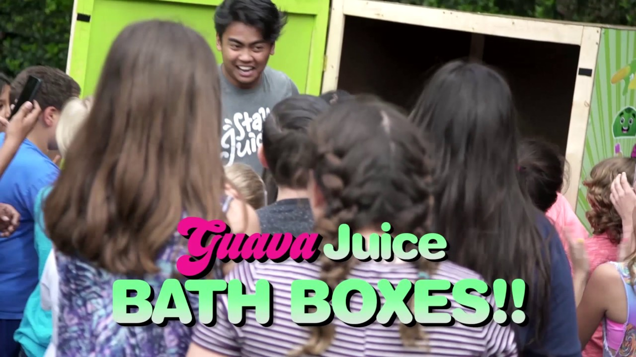 GUAVA JUICE PARTY!!!