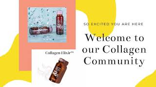 Welcome to our collagen community