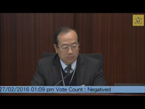 Second Finance Committee meeting(2016/02/27)