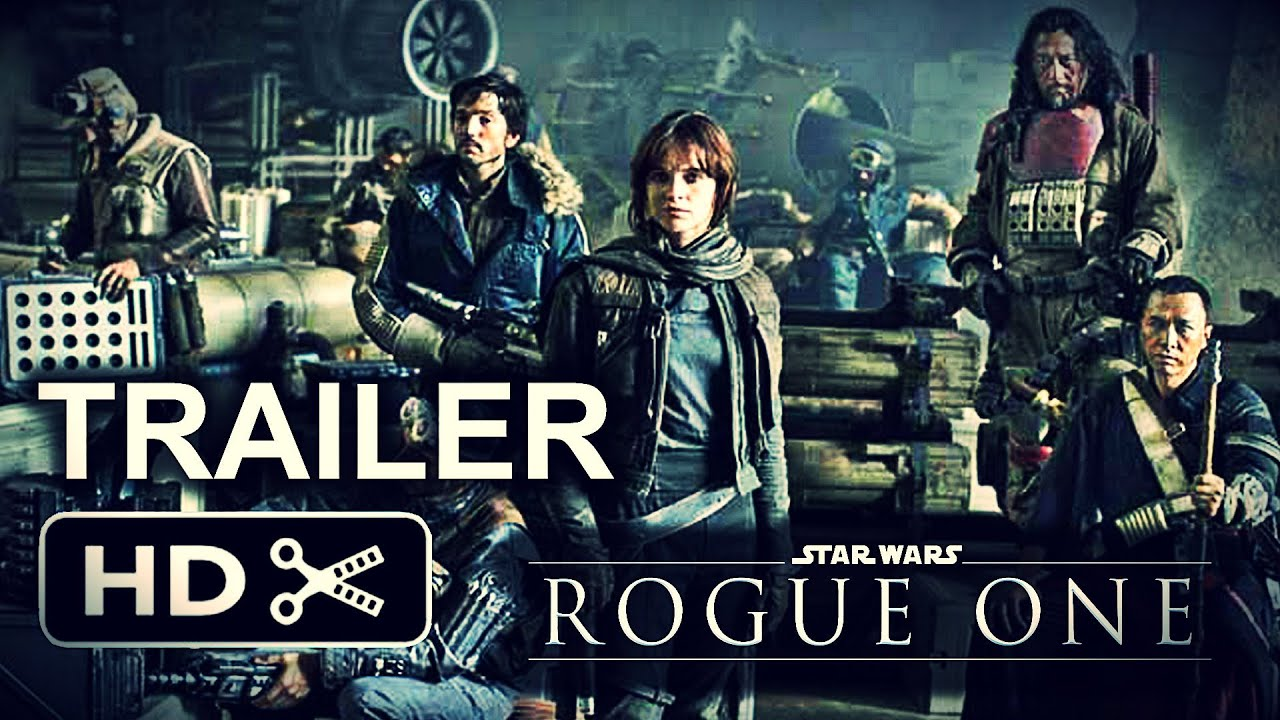 Star Wars Rogue One Trailer 2