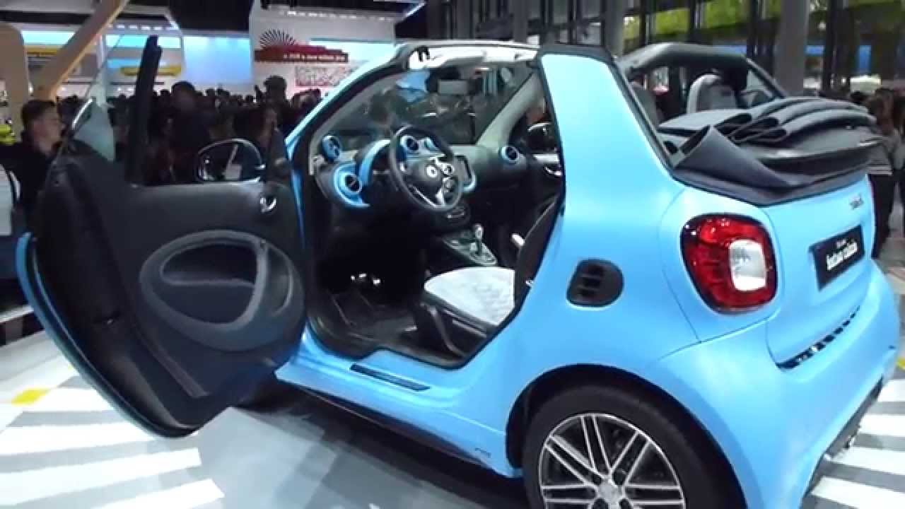 2015 iaa smart brabus fortwo cabrio 110 hp see also. Black Bedroom Furniture Sets. Home Design Ideas