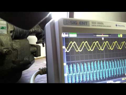 EV ZF Automatic Gearbox Controller 06 :Arduino Control - YouTube