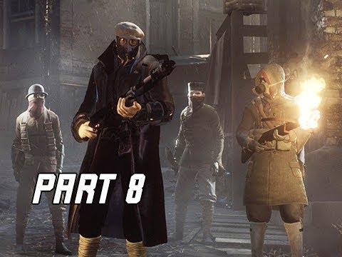 VAMPYR Walkthrough Gameplay Part 8 - Priest (4K Let's Play ...