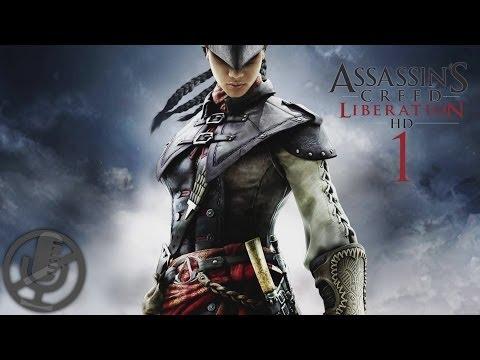 Assassins Creed Liberation HD Прохождение на PC c 100% синхронизацией #1 — Пролог