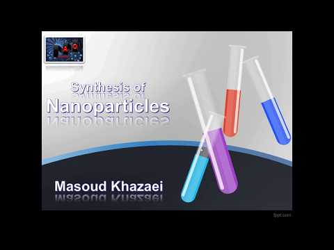 Synthesis Of Nanoparticles By Co-precipitation Method