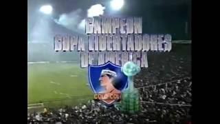 colo colo campeon copa libertadores de america 1991(relatos: Vladimiro Mimiça)