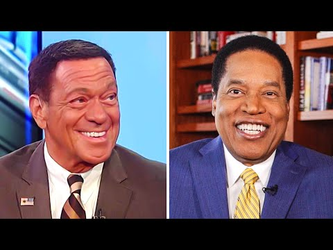 LAUGH OUT LOUD: Larry Elder and Joe Piscopo On Bill Cosby, Gwen Berry, Donald Rumsfeld, And More