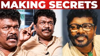 Parthiban Opens For the First Time
