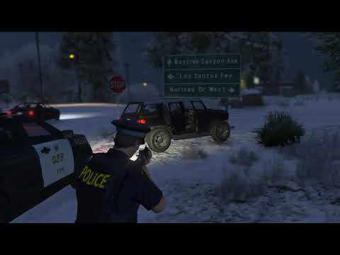 LSPDFR - GTA V - COPS Trailer with OPP & WRPS