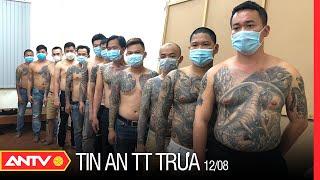 Tin An Ninh Trật tự Nóng Nhất 24h Trưa 12/08/2021 | Tin Tức Thời Sự Việt Nam Mới Nhất | ANTV