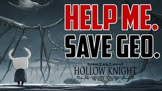 Hollow Knight : How to Never Lose Geo Cheat