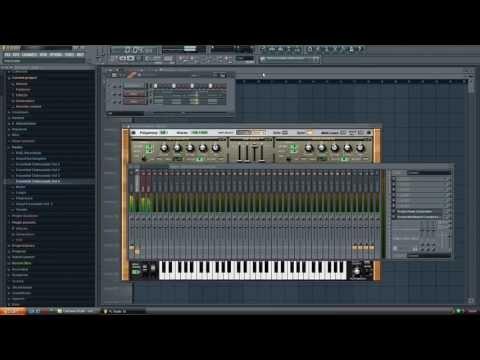 Sylenth1 : Sound Tutorial #12 - Harmonic Bassline [Deutsch]