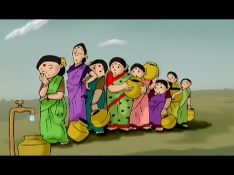 Kale Megha || Funny Cartoon Animation