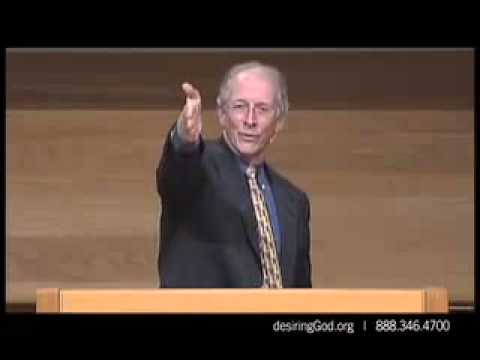 John Piper - Sanctification - A Slow Transformation