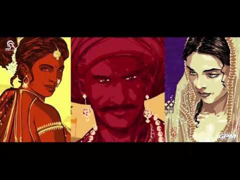 MALHARI BAJIRAO MASTANI - DJ SS & DJ ATWO  Visuals By   Ganesh Mhaskar  vdj ganesh gpm