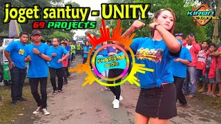 Download DJ UNITY - JOGET SANTUY KARNAVAL 2020 By 69 projects - KHARISMA AUDIO