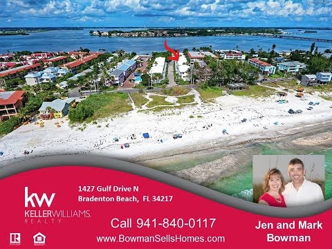 1427 Gulf Dr N Bradenton Beach, FL   Bermuda Bay Club   Bradenton Beach Condos For Sale