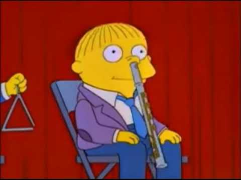 Ralph - It's the Hard-Knock Life (flute version)