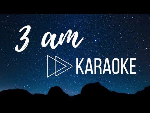 3 am (KARAOKE VERSION) // Tate McRae