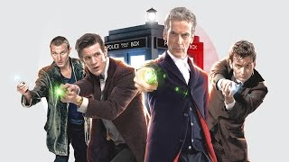 The Adventure Begins - Series 1-8 Trailer - Doctor Who