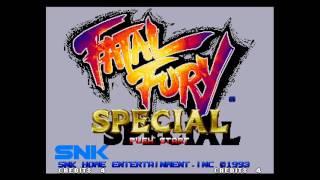 Fatal Fury Special - Duck Duck Dub (Duck King Theme)