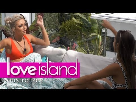 Erin and Millie face off | Love Island Australia 2018