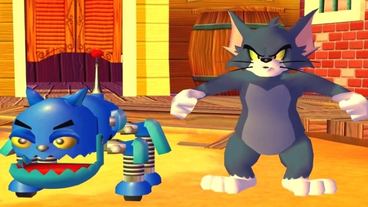 Tom and Jerry Movie Game for Kids   Tom and Robocat vs Monster Jerry     Tom and Jerry Movie Game for Kids   Tom and Robocat vs Monster Jerry    Funny Cartoon Games HD