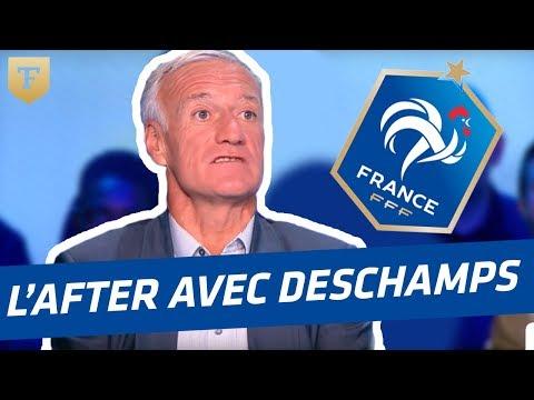 Téléfoot, l'After du 17 septembre avec Didier Deschamps et Pierre Cangioni