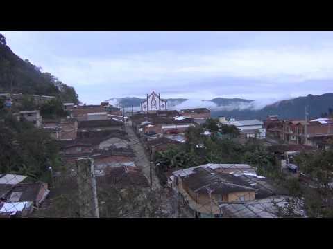 Amanecer en el Municipio de Guadalupe - Antioquia
