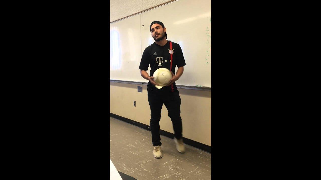 Cultural Artifact Speech Soccer Ball Youtube
