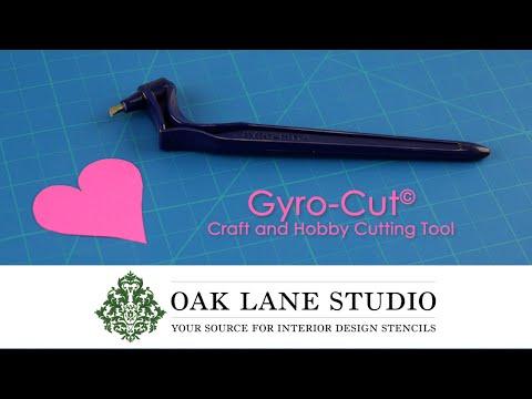 Oak Lane Studio | Gyro-Cut Craft and Hobby Cutting Tool