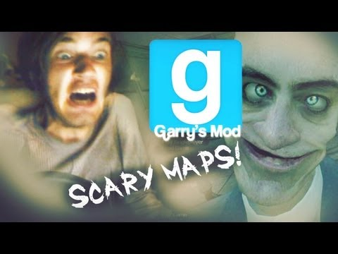 Thumbnail: GIRLFRIEND SCARES ME WHILE PLAYING D: - Pewds and Cry Plays: Gmod: Scary Maps - Part 1