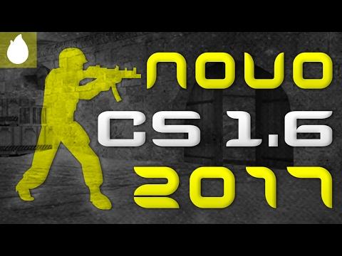 download Novo CS 1.6 2017 HD - Como Baixar e Instalar (by Equipe Blaze9)