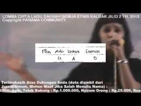 Lagu PILIHAN SOLO PUTRA/PUTRI NAIK DANGO 33  Barakat Jubata Cipt  Gisline Voc  Loren dan Siska