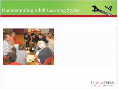 Consider, that integrated learning adult learning styles are