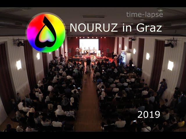 FIVESTONES Nouruz 2019: Timelapse