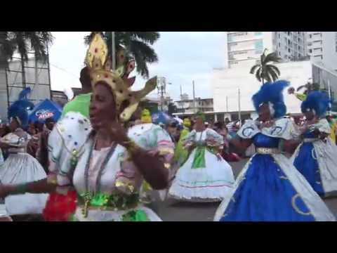 Carnival in Panama City