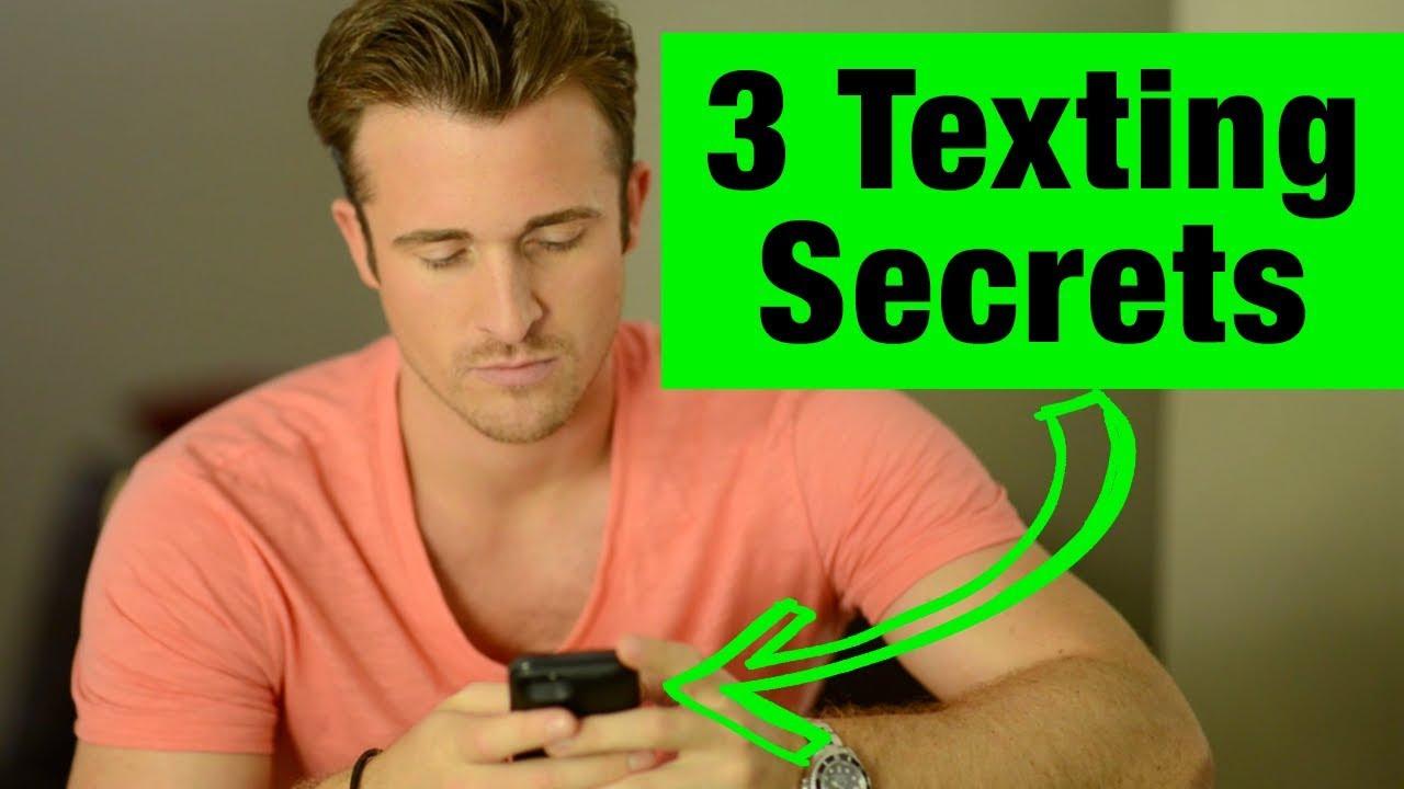 3 Texting Secrets Men Can T Resist Matthew Hussey Get The Guy