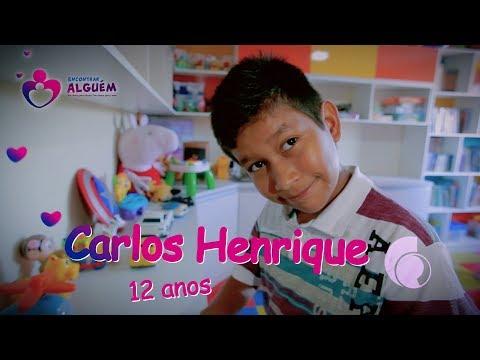 ENCONTRAR ALGUÉM - CARLOS HENRIQUE