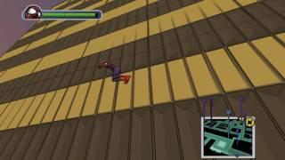 ultimate spiderman  great wall run