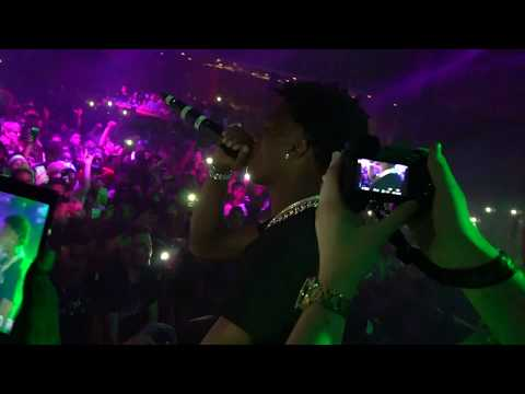 Lil Baby Brings Out Yella Beezy in Dallas (Gas Monkey Live)
