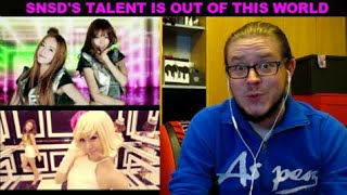 GIRLS' GENERATION - HOOT + GALAXY SUPERNOVA REACTION | Baby …