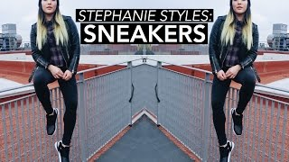 Stephanie Styles: Sneakers | soothingsista