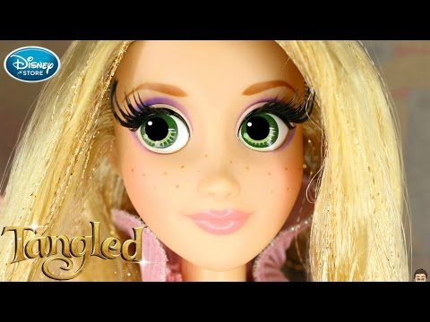 "Rapunzel LIMITED EDITION 17"" Doll REVIEW 