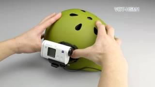 VCT-HSM1 Helmet Side Mount   Action Cam   Sony