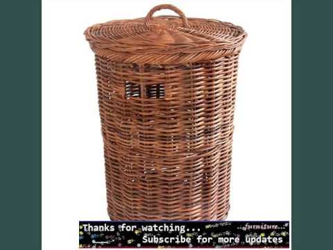 Wicker Laundry Basket | Wicker Furniture Ideas