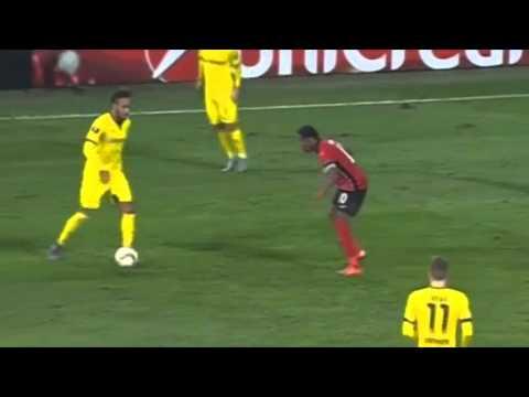 Футбол боруссия дортмунд габала
